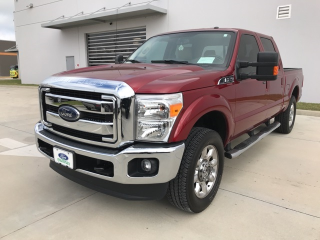 2016 F-250 Crew Cab 4x4 Pickup #C56002C - photo 2