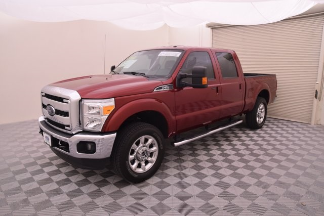 2016 F-250 Crew Cab 4x4 Pickup #C56002C - photo 11