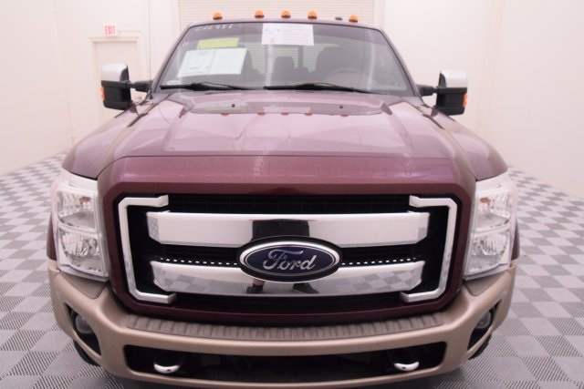 2011 F-450 Crew Cab DRW 4x4, Pickup #C66951 - photo 4