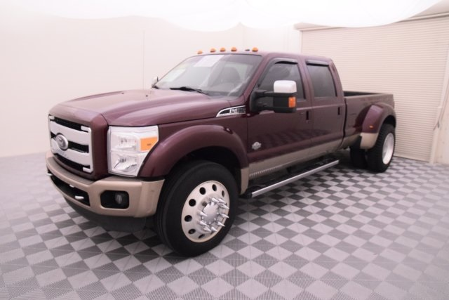 2011 F-450 Crew Cab DRW 4x4, Pickup #C66951 - photo 5
