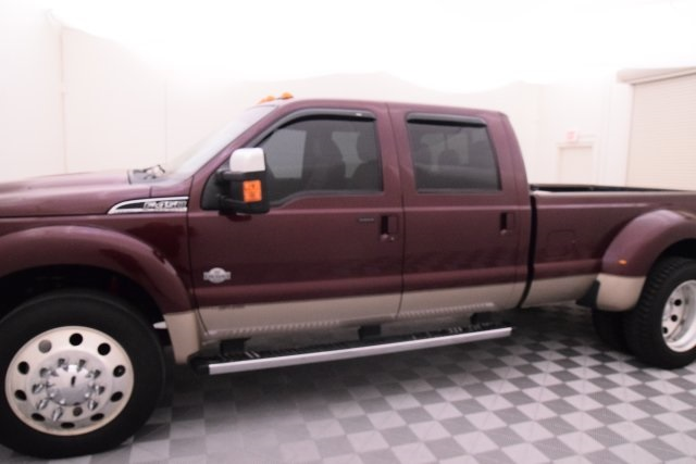 2011 F-450 Crew Cab DRW 4x4, Pickup #C66951 - photo 6