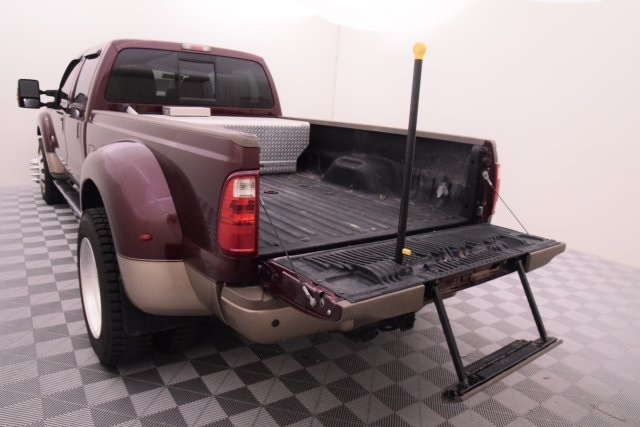 2011 F-450 Crew Cab DRW 4x4, Pickup #C66951 - photo 10