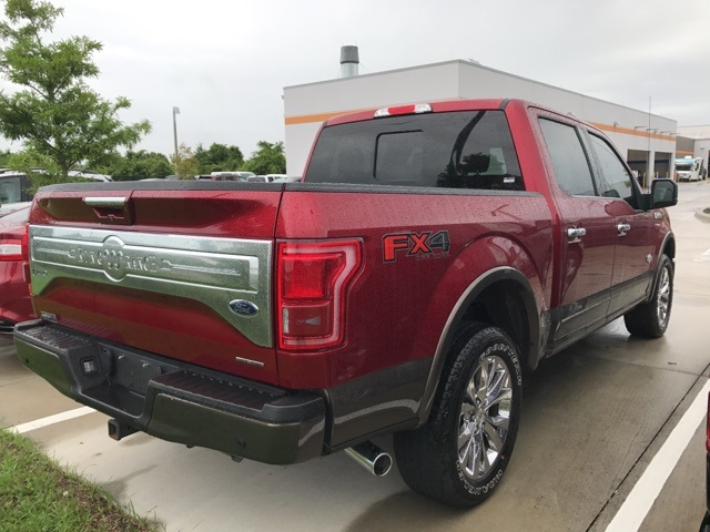 2016 F-150 SuperCrew Cab 4x4, Pickup #C78498 - photo 11