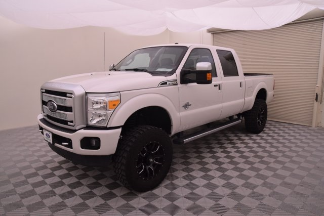 2016 F-250 Crew Cab 4x4 Pickup #C80045A - photo 3