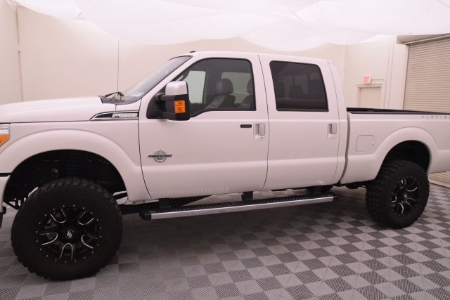 2016 F-250 Crew Cab 4x4 Pickup #C80045A - photo 4