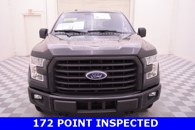 2016 F-150 SuperCrew Cab 4x4,  Pickup #C82657F - photo 6