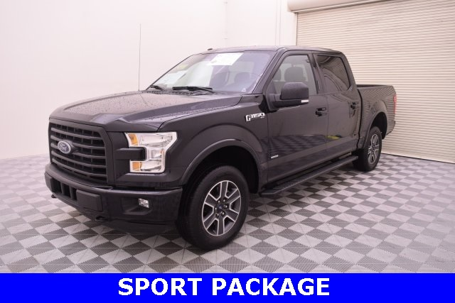 2016 F-150 SuperCrew Cab 4x4,  Pickup #C82657F - photo 5