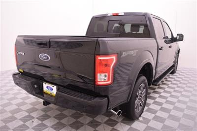 2016 F-150 SuperCrew Cab 4x4,  Pickup #C82657F - photo 2
