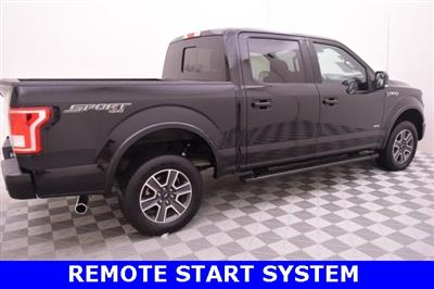 2016 F-150 SuperCrew Cab 4x4,  Pickup #C82657F - photo 3