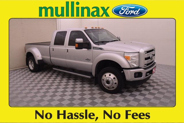 2015 F-450 Crew Cab DRW 4x4 Pickup #D36885 - photo 2