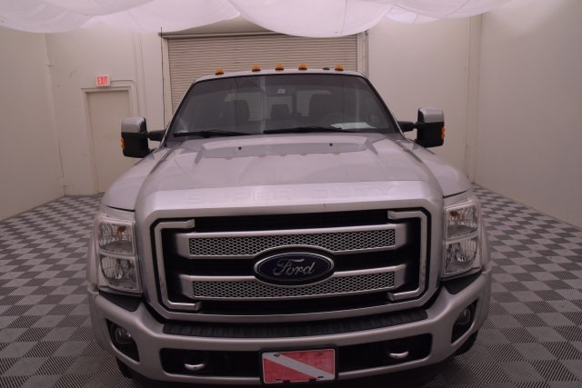 2015 F-450 Crew Cab DRW 4x4 Pickup #D36885 - photo 4