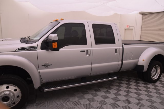 2015 F-450 Crew Cab DRW 4x4 Pickup #D36885 - photo 10