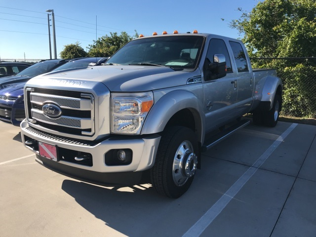 2015 F-450 Crew Cab DRW 4x4 Pickup #D36885 - photo 5