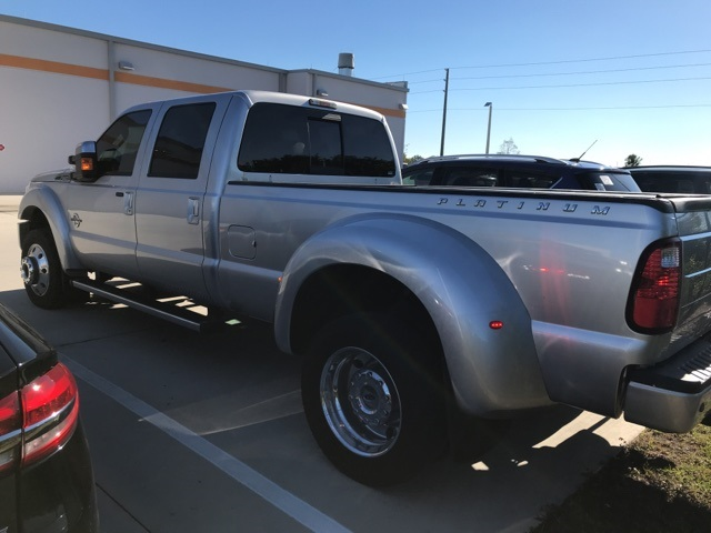 2015 F-450 Crew Cab DRW 4x4 Pickup #D36885 - photo 8