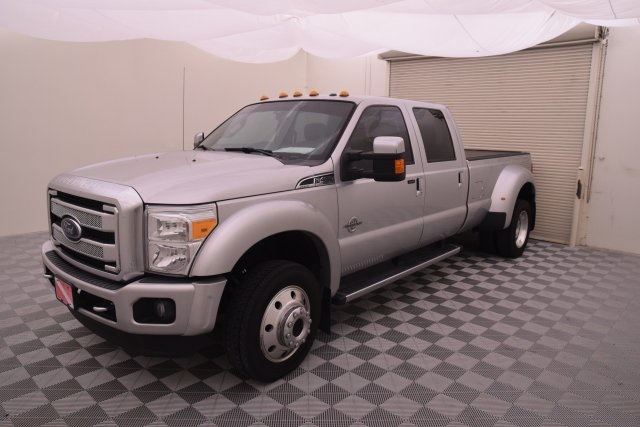 2015 F-450 Crew Cab DRW 4x4 Pickup #D36885 - photo 9