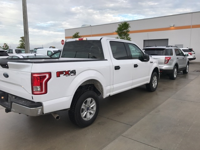 2017 F-150 SuperCrew Cab 4x4, Pickup #E25027F - photo 6