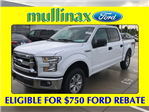 2017 F-150 SuperCrew Cab 4x4, Pickup #E25027F - photo 1