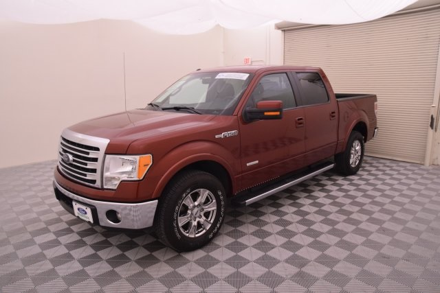 2014 F-150 Super Cab Pickup #E37760F - photo 4