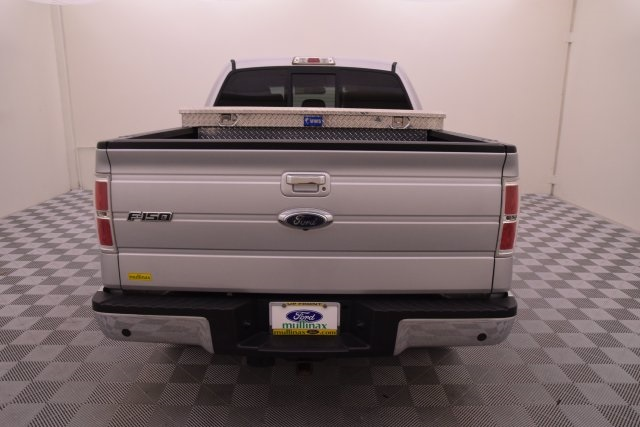 2013 F-150 Super Cab 4x4 Pickup #E48818 - photo 7