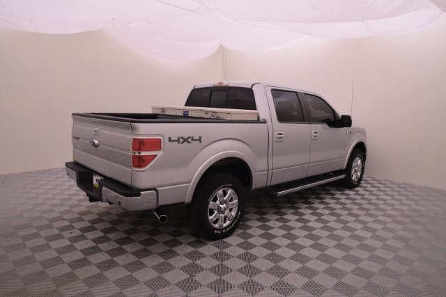 2013 F-150 Super Cab 4x4 Pickup #E48818 - photo 2
