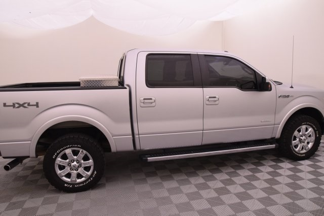 2013 F-150 Super Cab 4x4 Pickup #E48818 - photo 8