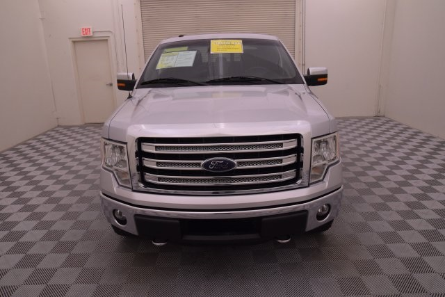 2013 F-150 Super Cab 4x4 Pickup #E48818 - photo 3