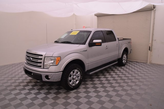 2013 F-150 Super Cab 4x4 Pickup #E48818 - photo 4