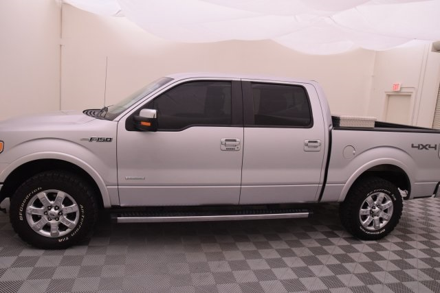 2013 F-150 Super Cab 4x4 Pickup #E48818 - photo 5