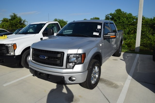 2014 F-150 SuperCrew Cab 4x4, Pickup #E63509F - photo 3