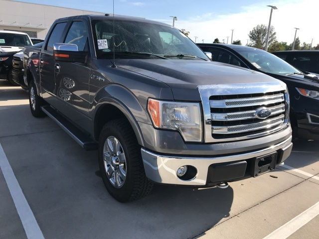 2014 F-150 Super Cab 4x4 Pickup #E68339F - photo 12