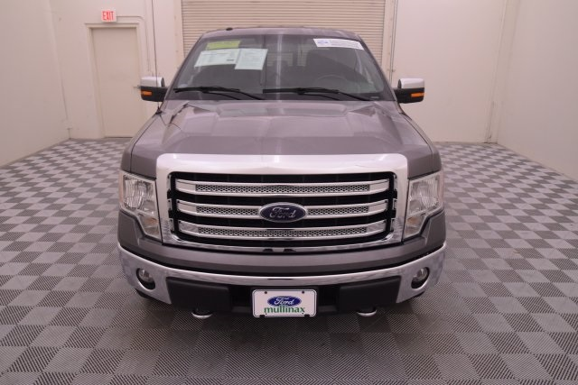 2014 F-150 Super Cab 4x4 Pickup #E68339F - photo 4