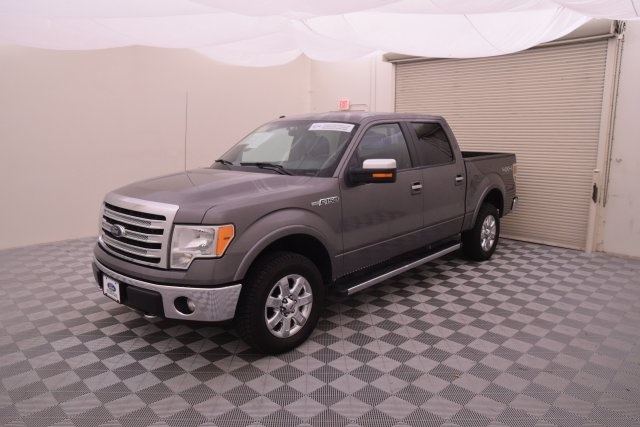 2014 F-150 Super Cab 4x4 Pickup #E68339F - photo 5