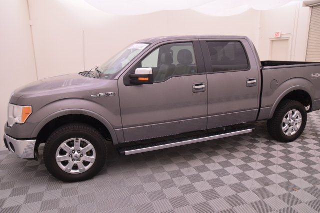 2014 F-150 Super Cab 4x4 Pickup #E68339F - photo 6