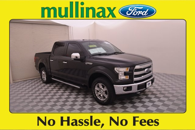 2015 F-150 Super Cab 4x4 Pickup #E70468F - photo 2