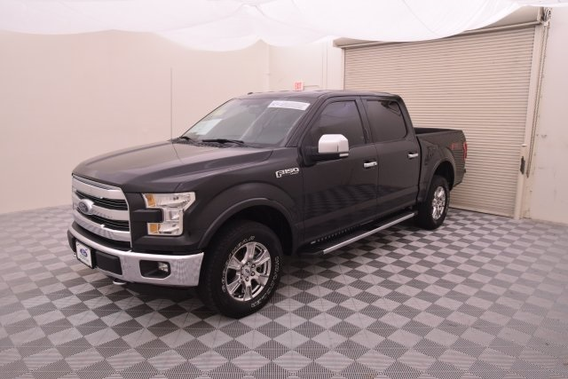 2015 F-150 Super Cab 4x4 Pickup #E70468F - photo 14