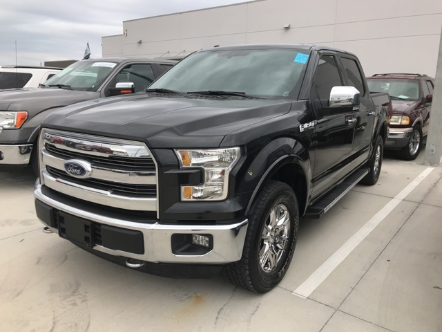 2015 F-150 Super Cab 4x4 Pickup #E70468F - photo 3