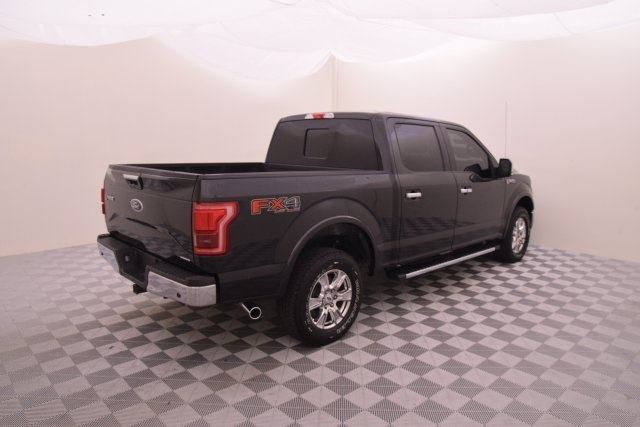 2015 F-150 Super Cab 4x4 Pickup #E70468F - photo 5