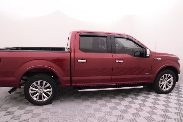 2015 F-150 Crew Cab, Pickup #E81268 - photo 12