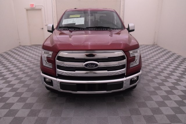 2015 F-150 Crew Cab, Pickup #E81268 - photo 3