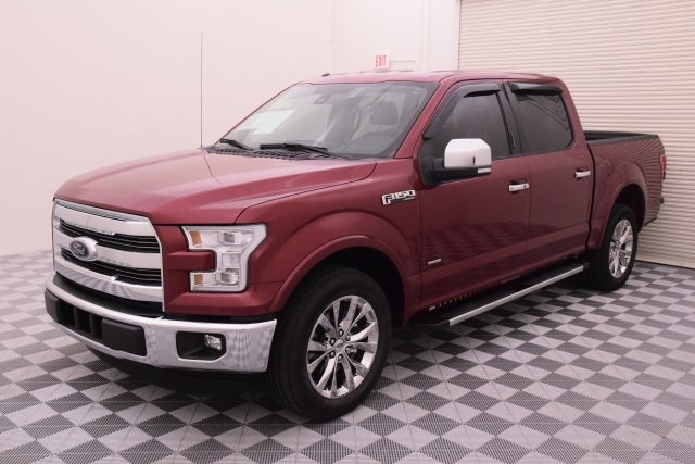 2015 F-150 Crew Cab, Pickup #E81268 - photo 4