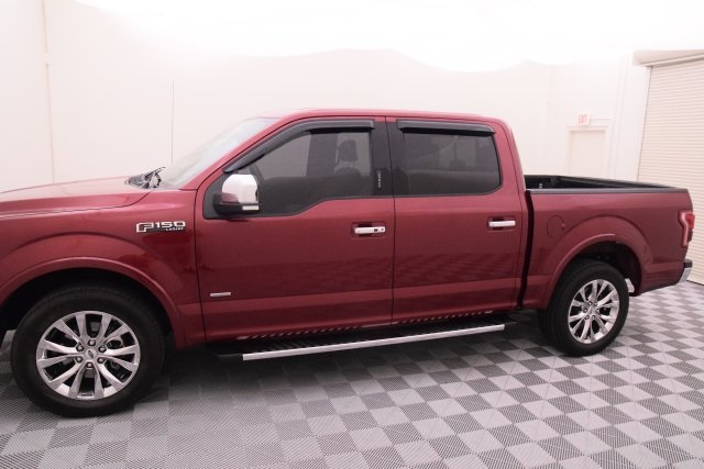2015 F-150 Crew Cab, Pickup #E81268 - photo 5
