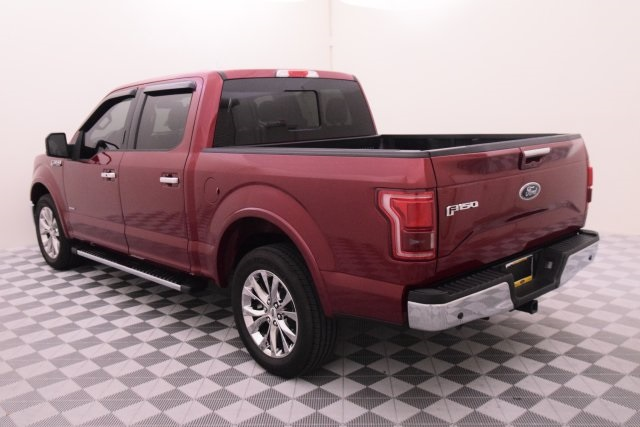 2015 F-150 Crew Cab, Pickup #E81268 - photo 10
