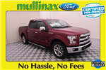 2015 F-150 Crew Cab, Pickup #E81268 - photo 1