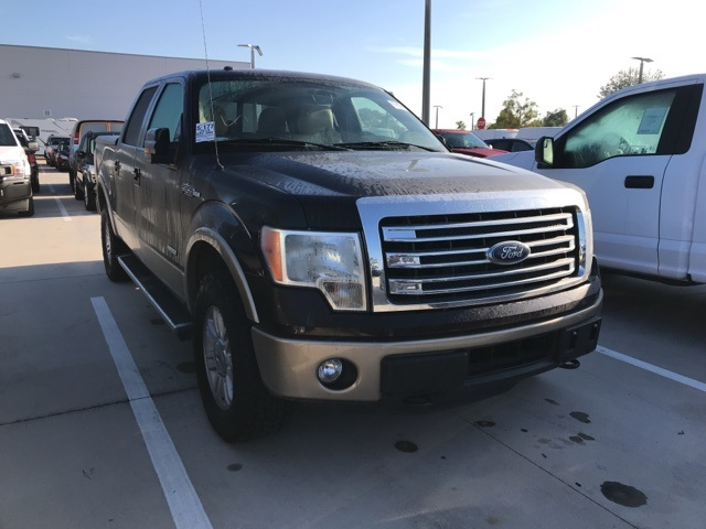 2014 F-150 Super Cab 4x4 Pickup #F07165F - photo 13