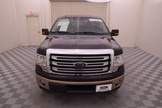 2014 F-150 Super Cab 4x4 Pickup #F07165F - photo 4