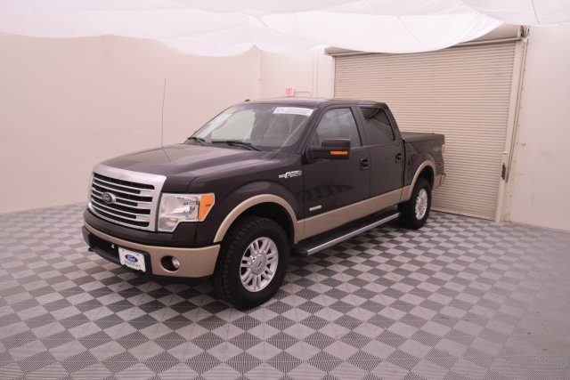 2014 F-150 Super Cab 4x4 Pickup #F07165F - photo 8