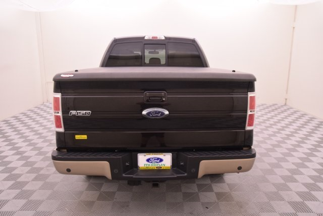 2014 F-150 Super Cab 4x4 Pickup #F07165F - photo 7