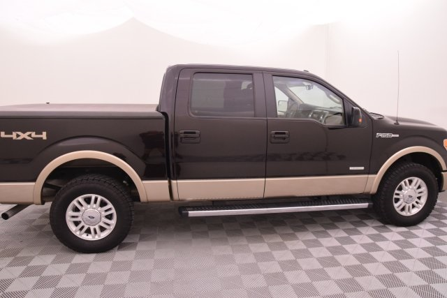 2014 F-150 Super Cab 4x4 Pickup #F07165F - photo 10