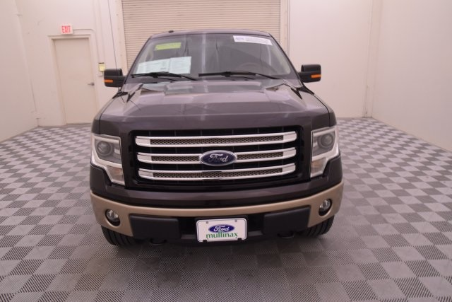 2014 F-150 Super Cab 4x4 Pickup #F22128F - photo 2