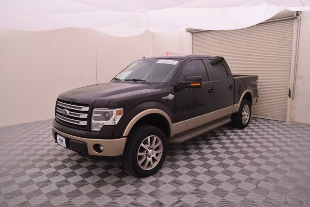 2014 F-150 Super Cab 4x4 Pickup #F22128F - photo 5
